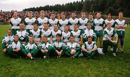 The 1997 County Senior Champions