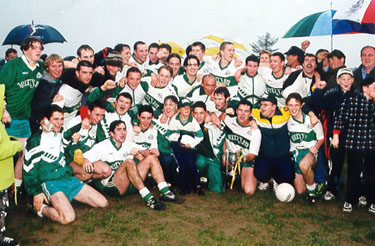 The Donegal Reserve Champions 1998